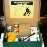 Environmental Magic Kit - open