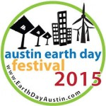 Austin Earth Day Festival 2015 logo